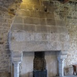 Fireplace - Photo by Mike Quinn