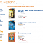 #1 Amazon Best Seller - Robin: Lady of Legend