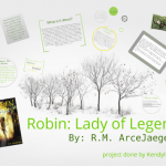 Robin - Prezi Cover